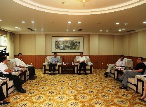 焦伟侠:推动中国西部天然气交易中心尽快建成