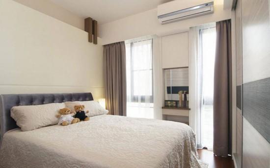 97平米-卧室装修效果图