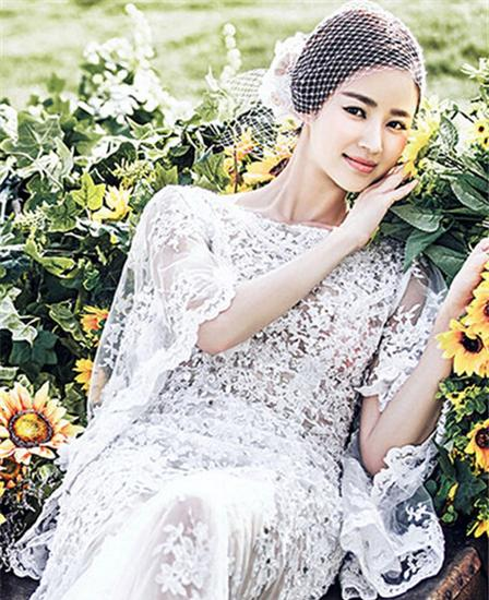 韩式婚纱照图片