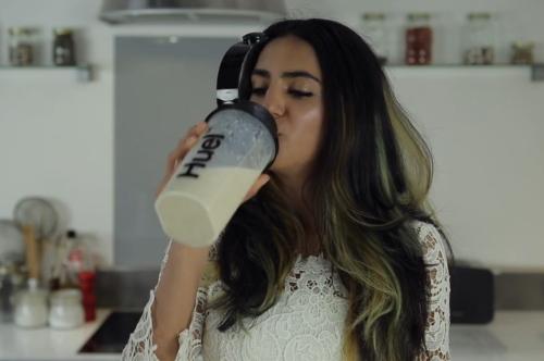 Huel营养粉据称喝多了会放屁。