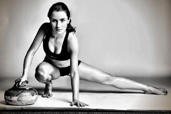 俄媒评最美30位女运动员 颜值高身材辣
