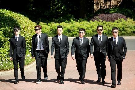 極限挑戰今晚播出 男人幫現南京明城牆總統府