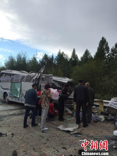 黑龍江致3死27傷交通事故初查系客車駛入逆向所致