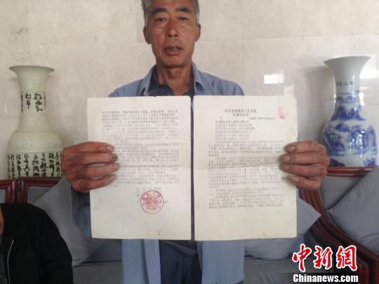 河北滦南两镇政府欠老农60万每年仅还两三千
