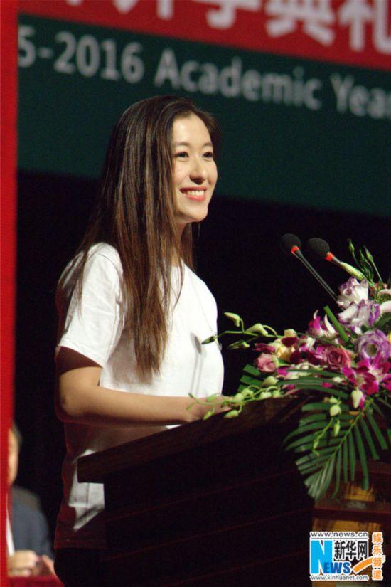 开学颜值哪家强 舔屏上海戏剧学院娇娃嫩草