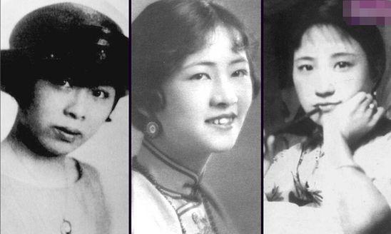 张幼仪,林徽因,陆小曼,这三个女人因为徐志摩而一再被人们提起图片
