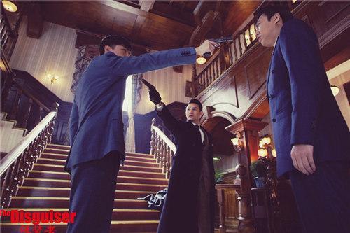 偽裝者電視劇劇情:看胡歌卻愛上了靳東 明樓明台互揭身份