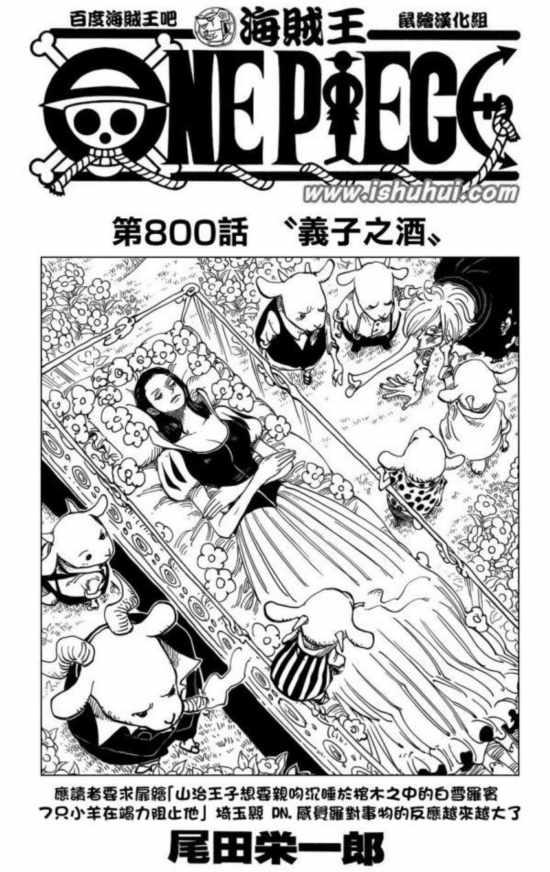 海賊王漫畫800話七位怪人成路飛小弟 11位神秘七武海分析