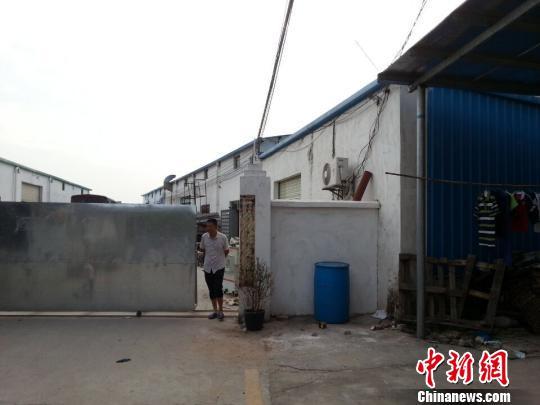惠州一无证工厂超标排污295倍2名管理者被刑拘