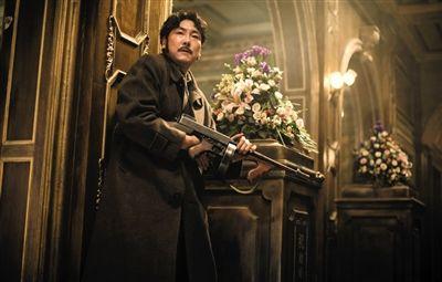 抗战片《暗杀》昨公映 这一次抗日不再神剧