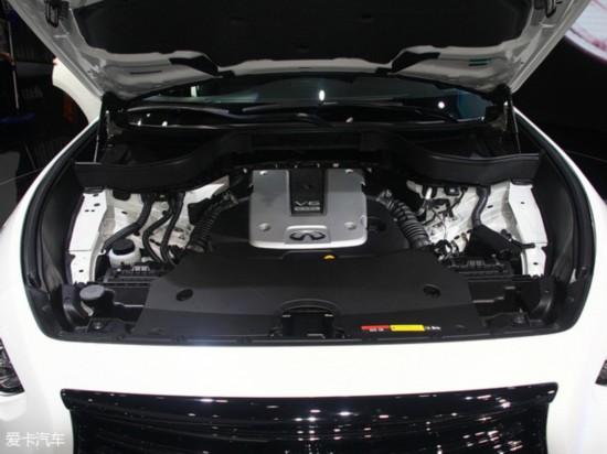 QX70发动机