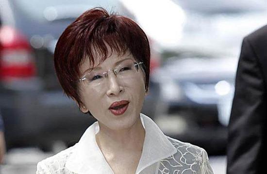 洪秀柱:稳定两岸关系才是台湾安居乐业基础