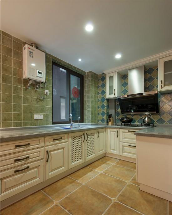 20平米-厨房装修效果图