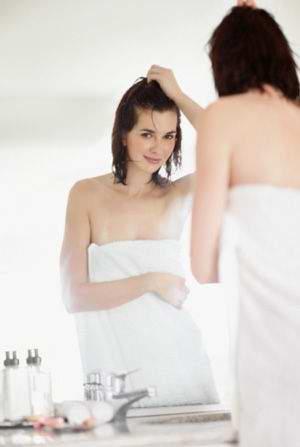 洗完澡后照照镜子能救命
