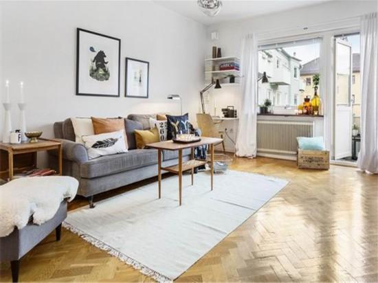 紫金新干线-二居室-101.00平米-装修设计