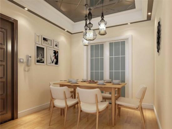 朱家坟一里-三居室-97.00平米-装修设计