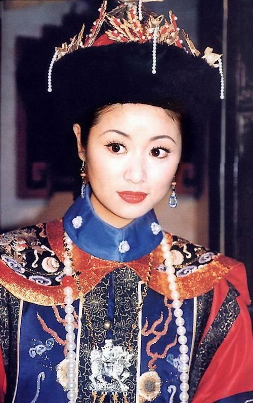 王祖贤林心如朱茵 定格古装剧女星绝美镜头组