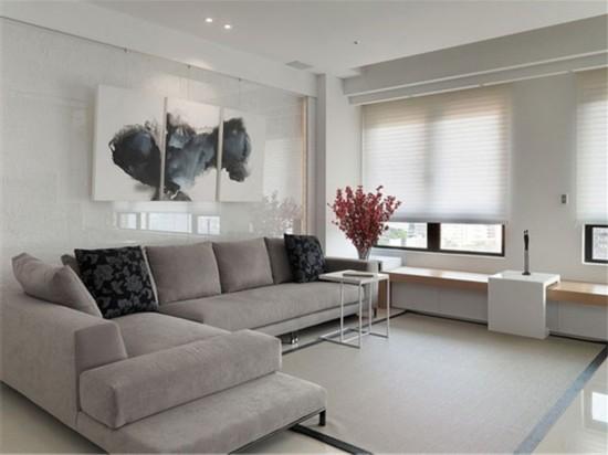 加州水郡一期-二居室-112.00平米-装修设计