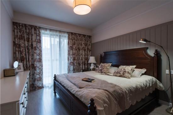 润枫领尚-二居室-87.20平米-装修设计
