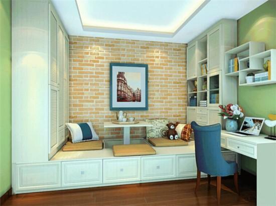 装修前后对比图:7万块装修两居室 每个房间都有亮点