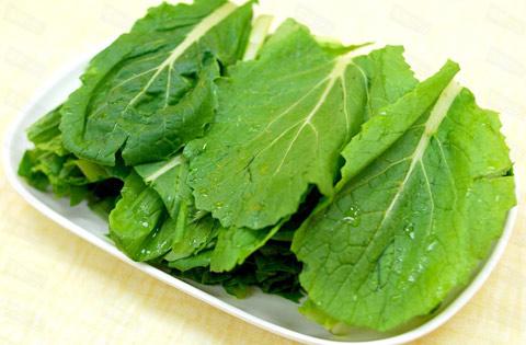 """这三种常见绿叶蔬菜竟是""""救命菜"""""""