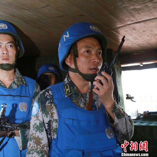第十三批赴南苏丹维和指挥官王文广:有胆有识对手敬重