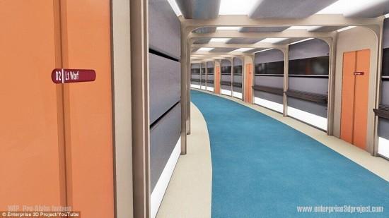 影迷福利:乘坐《星际迷航》企业号飞船完成星际之旅【6】