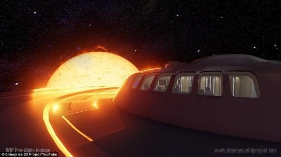 影迷福利:乘坐《星际迷航》企业号飞船完成星际之旅【5】