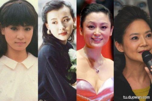 琼瑶女星今昔对比苍老吓人:王艳变大妈 金铭长得残