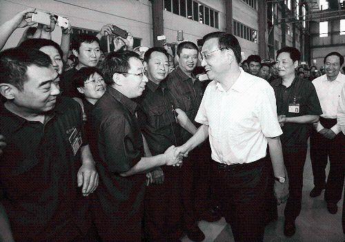"""总理""""回家""""先去洛阳 看去了哪?说些啥?"""