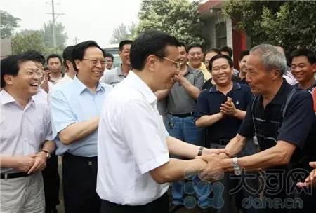 总理与河南,情谊割不断
