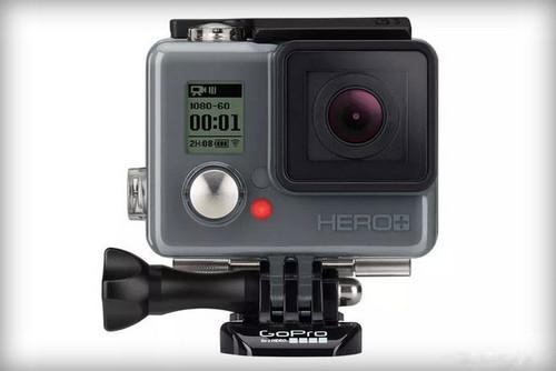 Hero+ Wi-Fi-GoPro发布Hero Wi Fi 仅售199.99美元图片