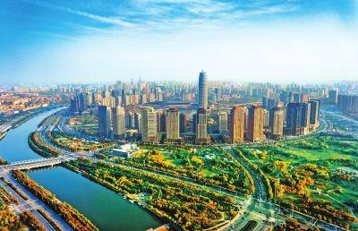 郑东新区成河南新型城镇化关键支点 承载一亿人梦想