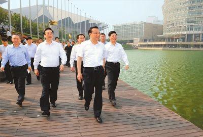 未来的河南会更加让世人刮目相看――李克强总理河南考察纪行