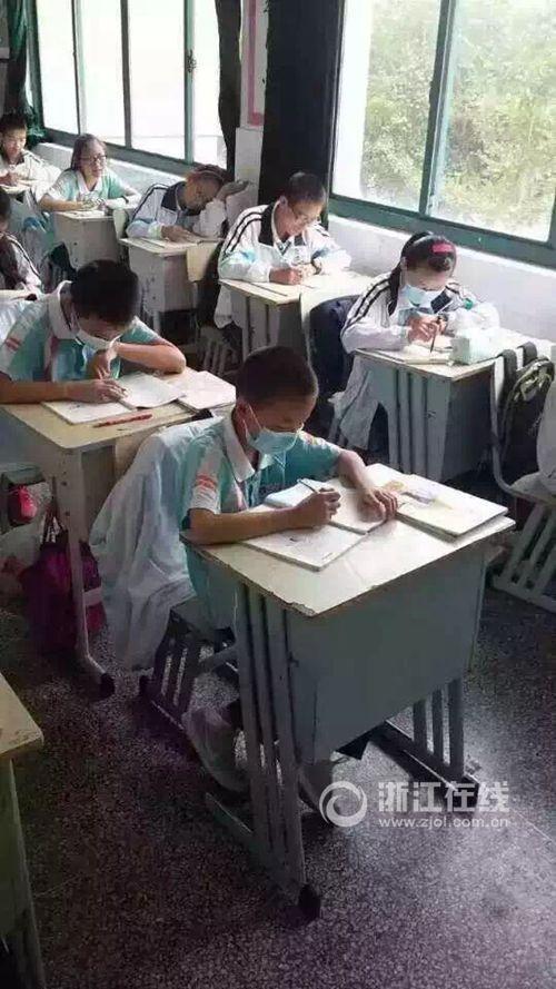 浙江嘉兴中学师生戴口罩上课续:污染纸厂已停