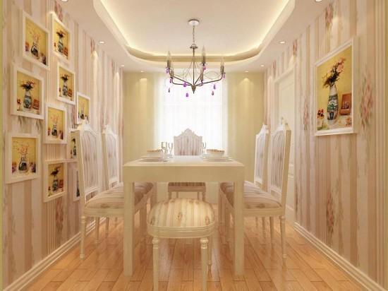 智造创想城-叁居室-120.00平米-装修设计