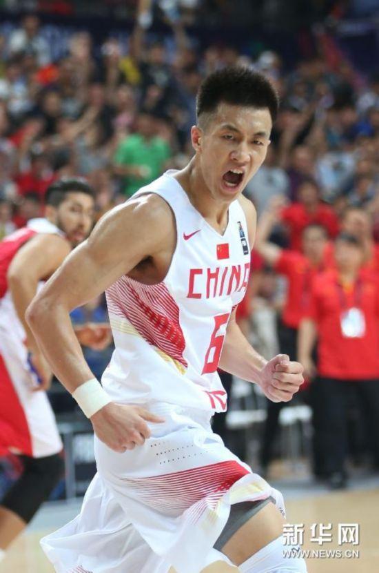 中国男篮力克伊朗 20:30直播中国vs菲律宾--人