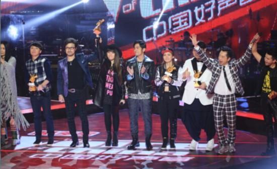 中国好声音第四季:陈梓潼张磊预测 那英周杰伦争冠军导师