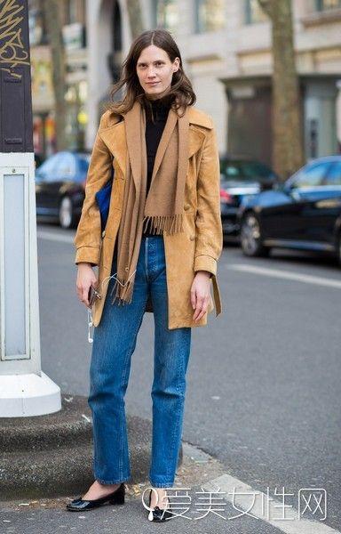 冬季长款大衣如何穿搭?