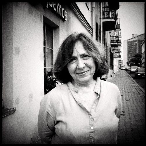 新闻人物:2015诺贝尔文学奖得主阿列克谢耶维奇