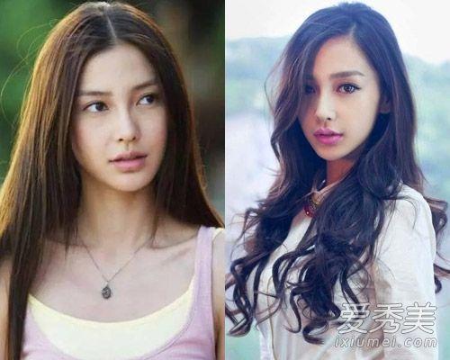 黑龙江频道 娱乐时尚      即将成为新娘的baby,中长的卷发非常青春