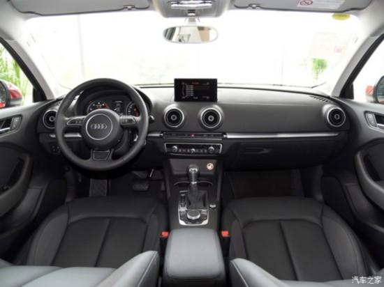 一汽-大众奥迪 奥迪A3 2015款 Sportback 35 TFSI 百万纪念舒享型