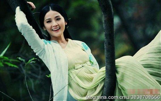 十大古装清纯女星 杨幂刘诗诗化身性感女郎