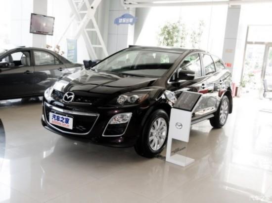 一汽马自达 马自达CX-7 2014款 2.5L 2WD 尊贵版