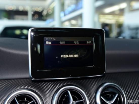 奔驰(进口) 奔驰A级 2015款 A 200 运动型