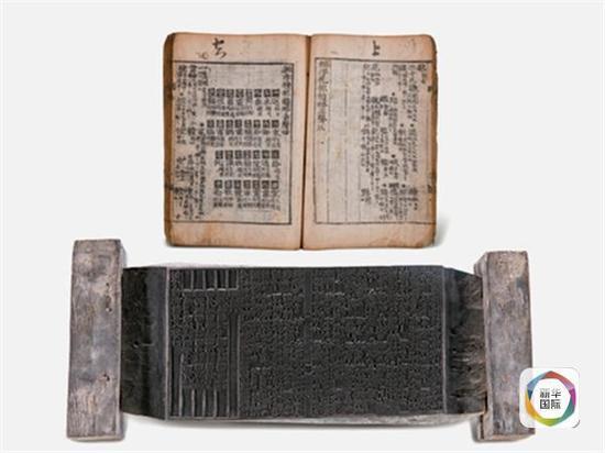 《排字礼部韵略》(1460)。(图片来源:韩国朝鲜研究高级中心网站)