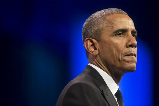 奥巴马畅谈美总统参选人称特朗普当不上总统