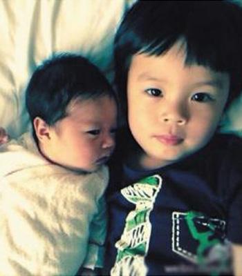 林志颖晒双胞胎B超照 娱乐圈明星二胎全搜罗:田亮陆毅等等