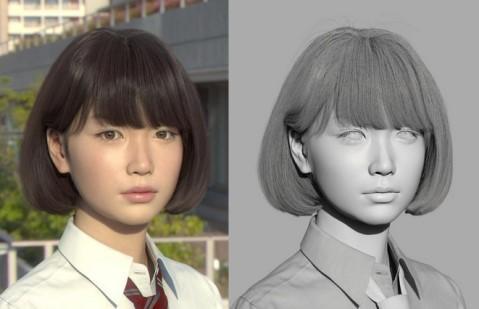 日本神秘制服美少女令人着迷真实身份惊呆网友(图)