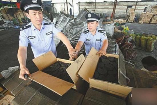 四川木炭被偷运日韩高端烧烤市场 价格猛翻7倍